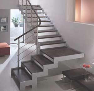 Escaldecor escaleras rampa modelo metropol - Modelos de escaleras ...
